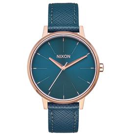 Nixon Nixon, Kensington Leahter, rosegold/teal