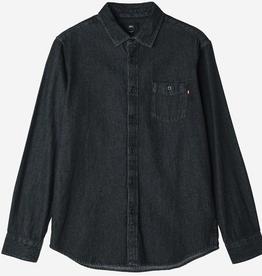 Obey Obey, Keble Shirt, black, S