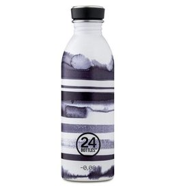24 bottles 24 Bottles, Thermosflasche, stripes, 500