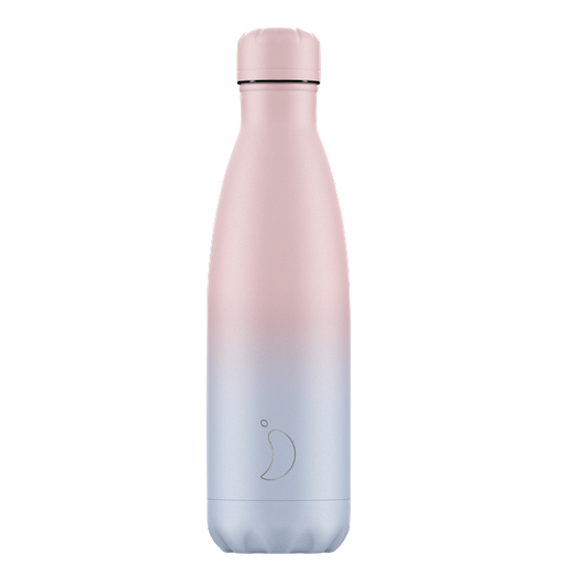 Chilly's Chilly's Bottles, Blush Gradient, 500ml
