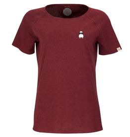 ZRCL ZRCL, W T-Shirt Ghost,dark wine, L