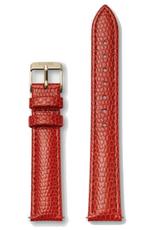 Cluse Cluse, Minuit Strap (16mm), lizard coral/ gold