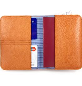 Lost & Found Accessories Lost & found, Passport holder Caramel