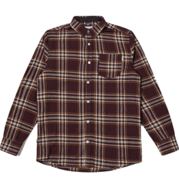 Wemoto Wemoto, Bras Shirt, burgundy, XL