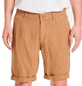 KnowledgeCotton Apparel KnowledgeCotton, Chuck loose linen shorts, tuffet, 33
