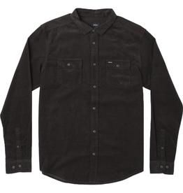 RVCA, Freeman Cord, black, XL