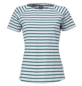 ZRCL ZRCL, W T-Shirt Ringel, silver/green, M
