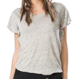Skunkfunk Skunkfunk, Theoxane T-Shirt, light grey, XS