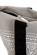 Alessandro Magnani, IKAT Shopper, grey/white
