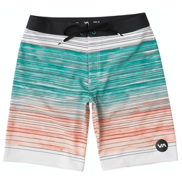 RVCA, Arica Trunk Shorts, light teal, 32