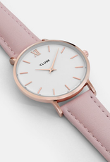 Cluse Cluse, Minuit, rosegold white/pink