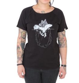 ZRCL ZRCL, Polar Bear T-Shirt, black, XS
