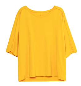 Skunkfunk Skunkfunk, Bakea T-Shirt, yellow curry, 42
