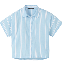 Recolution Recolution, Blouse stripes, dusk blue-white, M