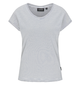 Recolution Recolution, T-shirt casual stripes, navy-white, L