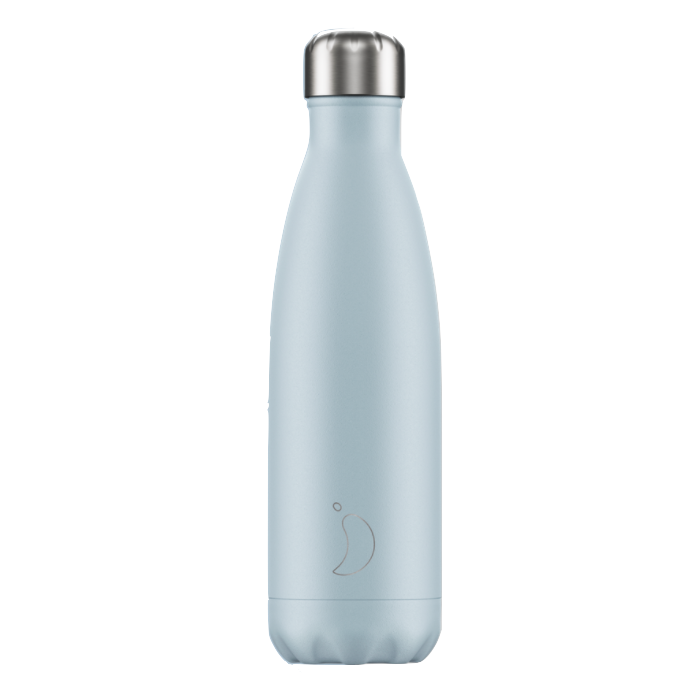 Chilly's Chilly's Bottles, Blush Edition, blue, 500ml