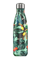 Chilly's Chilly's Bottles, Tropical Edition, toucan, 500ml