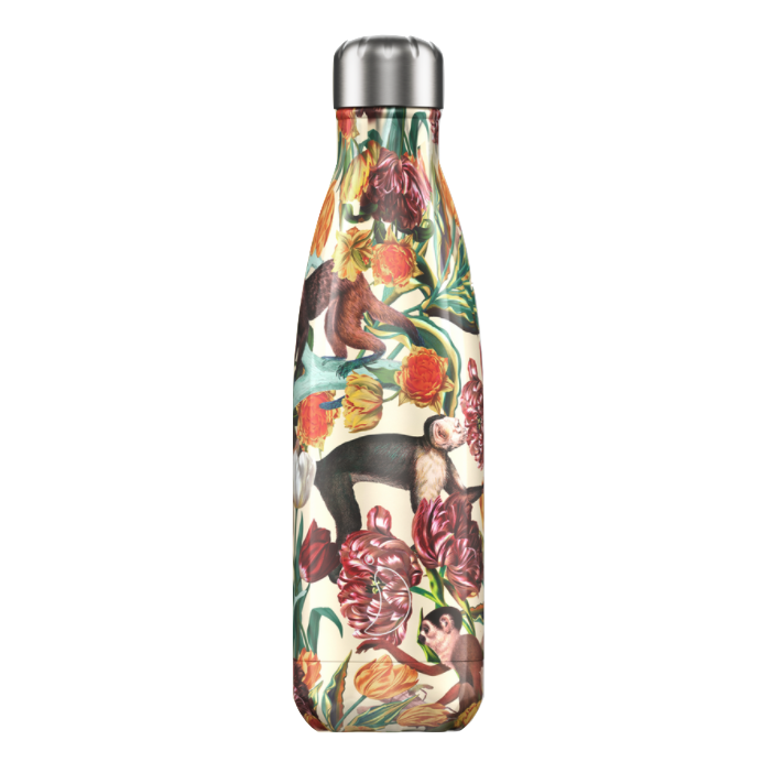 Chilly's Chilly's Bottles, Tropical Edition, monkey, 500ml