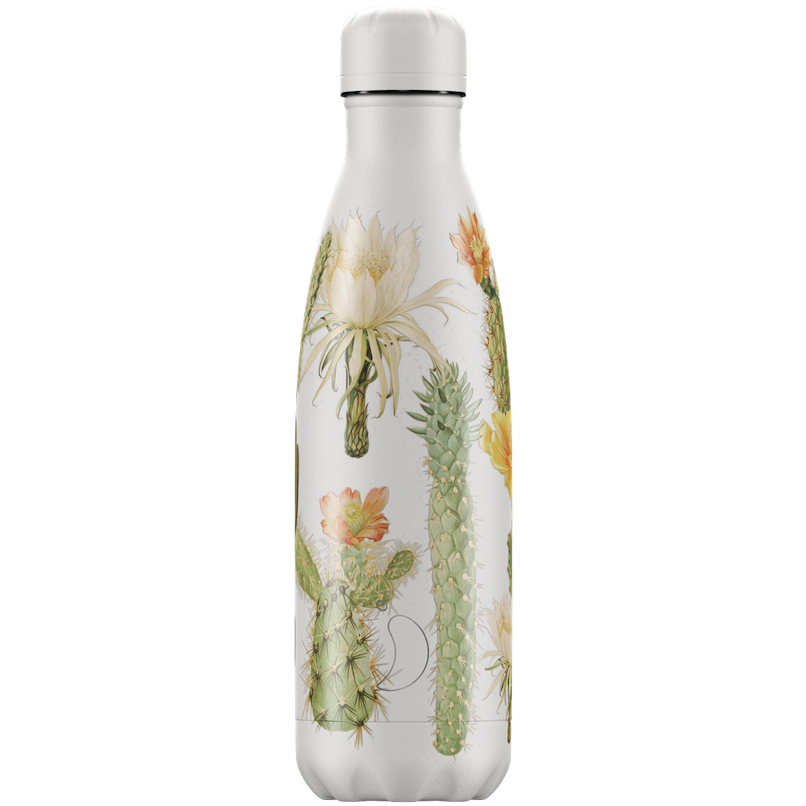 Chilly's Chilly's Bottles, Botanical Cacti, 500ml