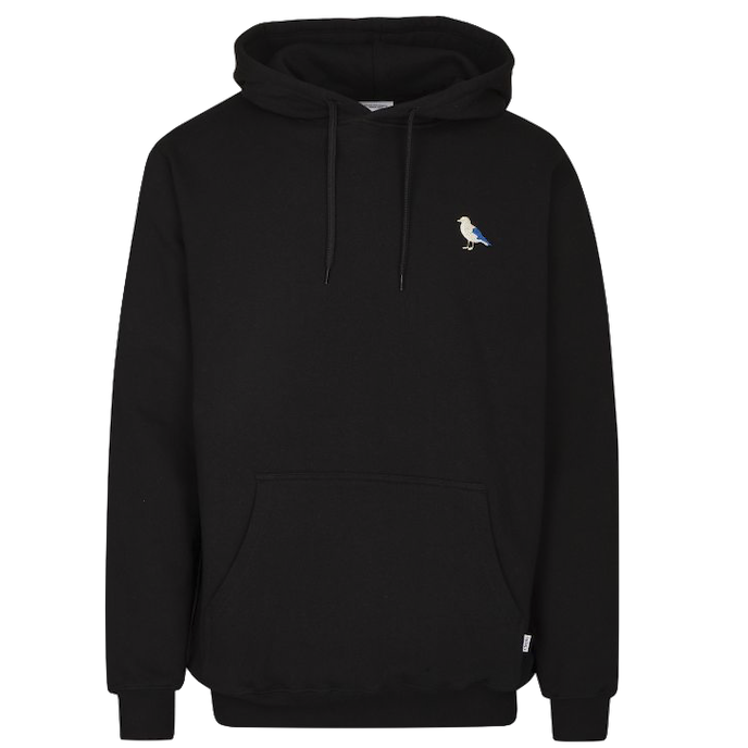 Cleptomanicx Cleptomanicx, Hooded Embro Gull 2, black, L