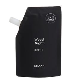 Haan HAAN, Hand Sanitizer REFILL Pouch, Wood Night