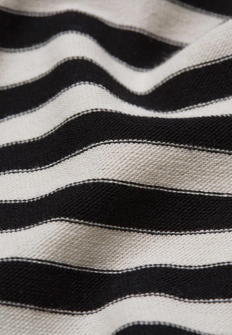 armedangels Armedangels, Jaarin stripes, kitt black, XS