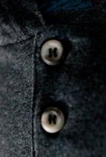 Bleed Bleed, hooded longsleeve, grey marl, XL