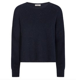 Minimum Minimum, Valeri Pullover, navy blazer, M
