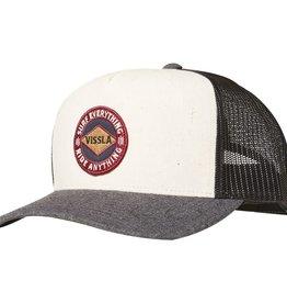 Vissla Vissla, Mahtsbar Trucker Hat, HEMP, onesize