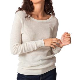 Skunkfunk SKFK, Iradi Women Sweater, white, XS (36)