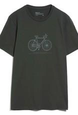 armedangels Armedangels, Jaames Tech Bike, dark pine, S