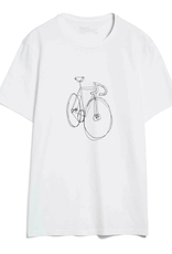 armedangels Armedangels, Jaames scr. bike, white, M