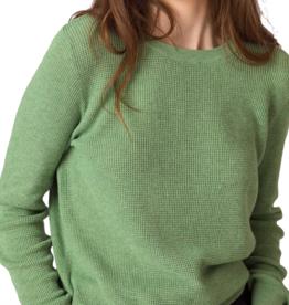 Skunkfunk SKFK, Iradi Women Sweater, green, S (38)