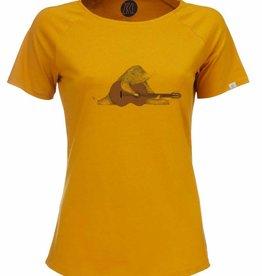 ZRCL ZRCL, W T-Shirt Mole, amber, XS