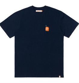 RVLT RVLT, 1234 JUI Loose T Shirt, navy-mel, M