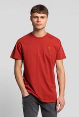 RVLT RVLT, 1236 MOO Regular T Shirt, red, M