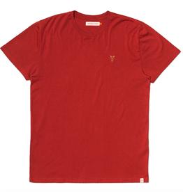 RVLT RVLT, 1236 MOO Regular T Shirt, red, L