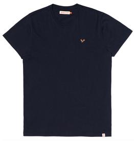 RVLT RVLT, 1236 SQU Regular T-Shirt, navy, S