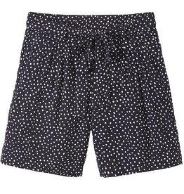 Recolution Recolution, ECOVero Shorts Dots, navy, XS