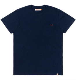 RVLT RVLT, 1233 CAN Regular T-Shirt, navy-mel, S