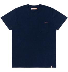 RVLT RVLT, 1233 CAN Regular T-Shirt, navy-mel, M