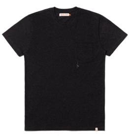 RVLT RVLT, 1233 HAN Regular T-Shirt, black-mel, M