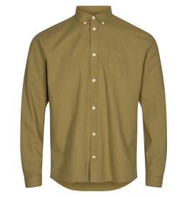 Minimum Minimum, Jay 2.0 Shirt,  dried tobacco 0835, S