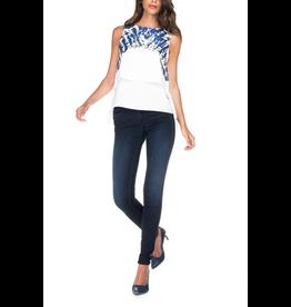 Salsa Jeans Salsa - Secret push in skinny jeans in dark denim