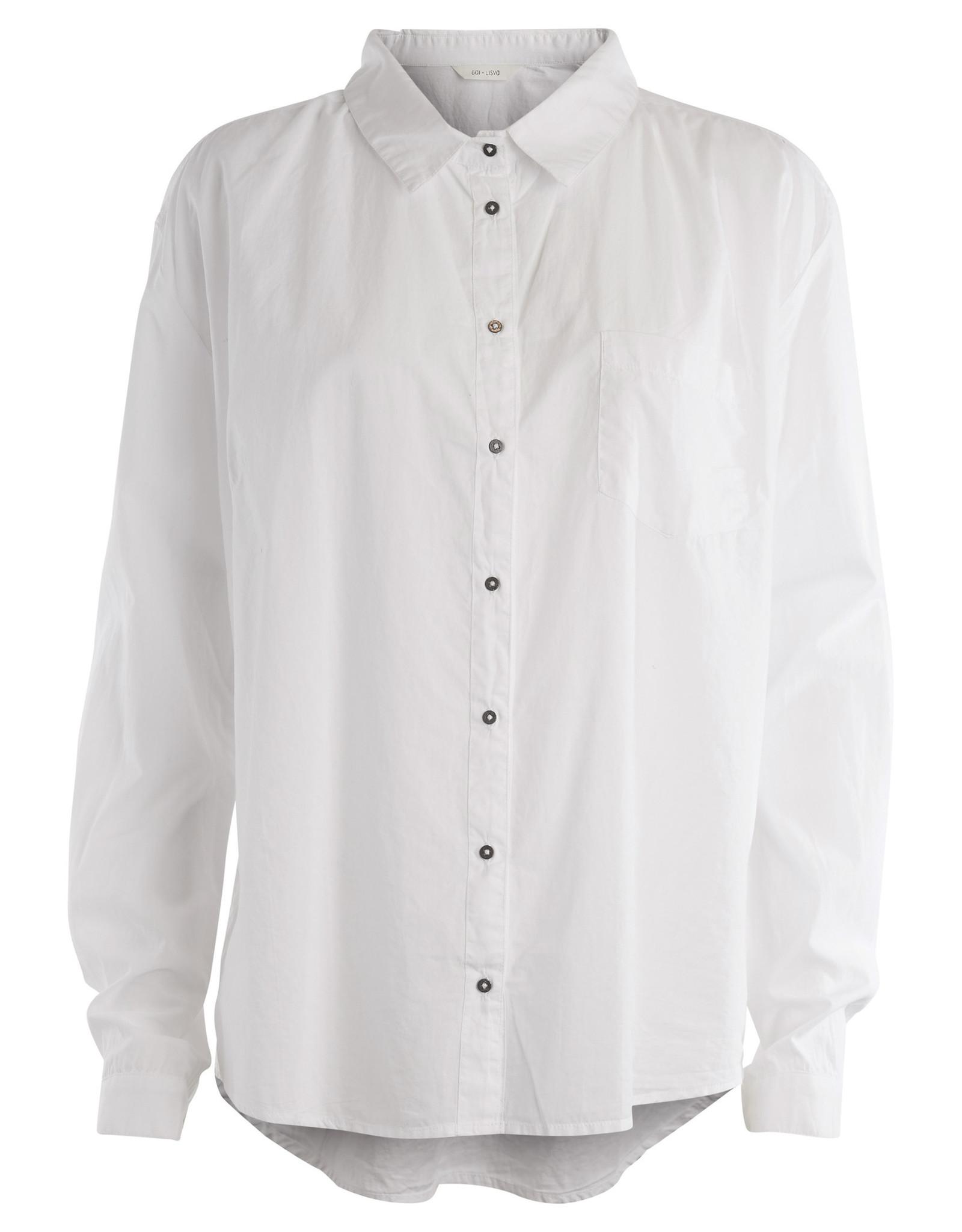 Gai & Lisva Shanta - 100% Organic Cotton Oversize Shirt