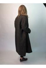 Humility Beige Boyfriend Coat