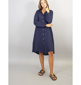 Humility Button Through Shirt Style Dress