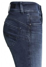 Salsa Jeans Push In Secret Capri Jeans With Embroidered Details
