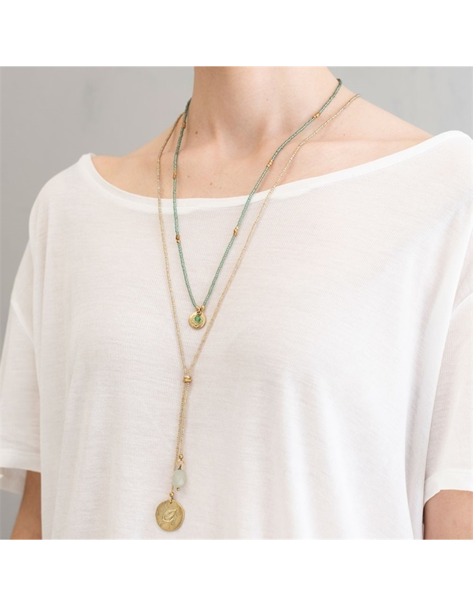 A beautiful Story Truly Gold Necklace