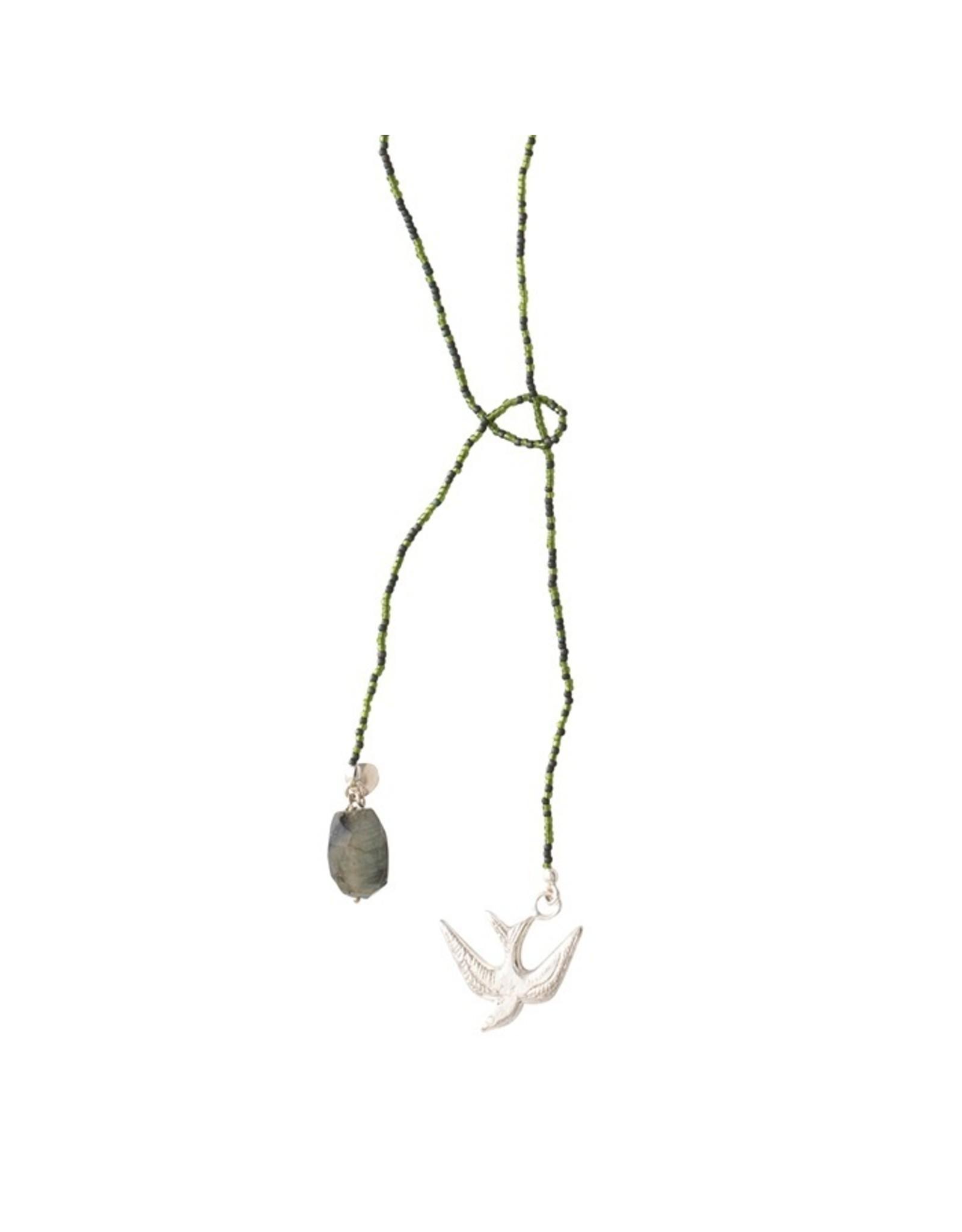 A beautiful Story Nova  Silver Necklace